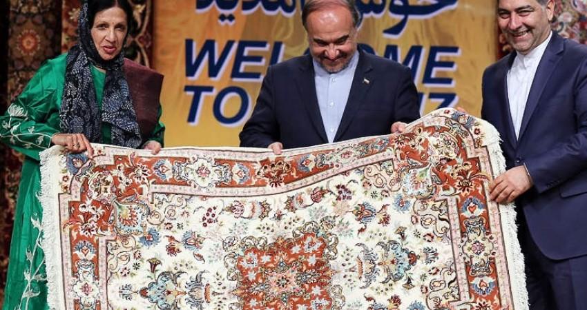 تبریز میزبان نشست آسیایی صنایع دستی در اردیبهشت ماه 95