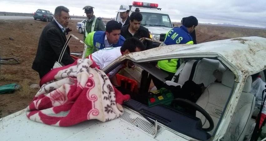 جان باختن 230 نفر بر اثر تصادفات رانندگی در دور نخست سفرهای نوروزی