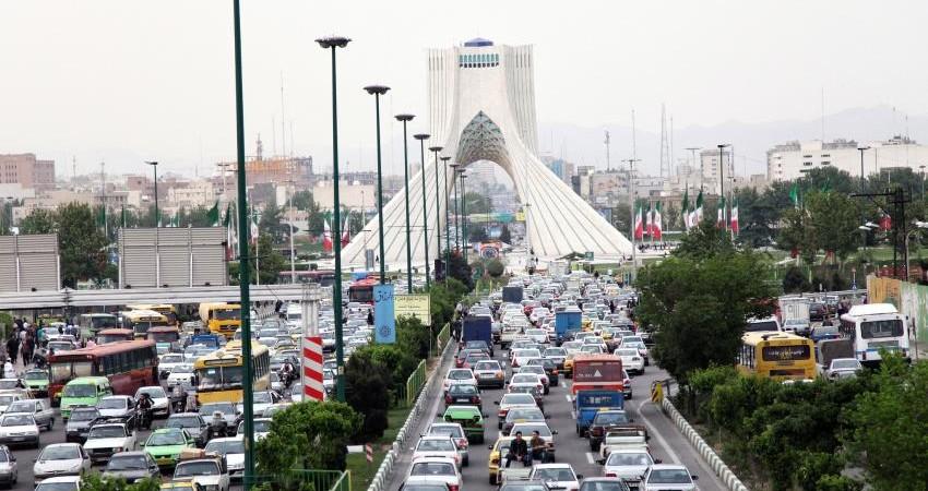 سال نو در تهران، «پاک» آغاز شد