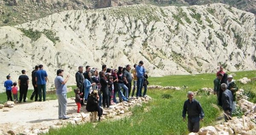 علاقه گردشگران به کاوش های باستان شناسی