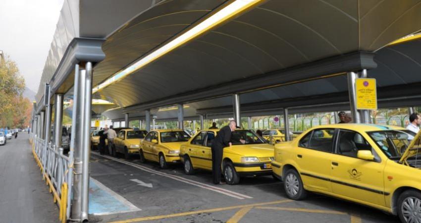 5 درصد؛ رقم معقول برای افزایش کرایه تاکسی ها
