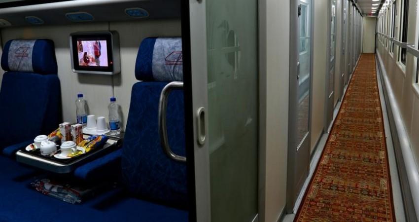 راه اندازی واگن ویژه بانوان برای خط تهران - مشهد