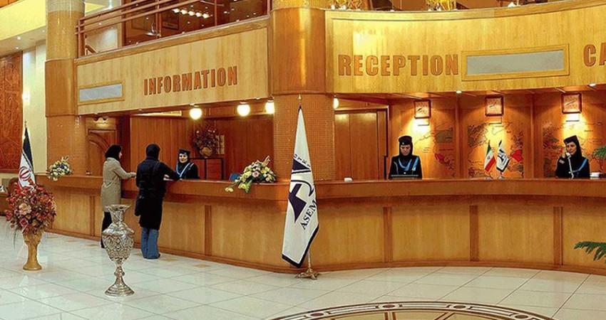 افزایش حضور مسافران نوروزی در هتل ها