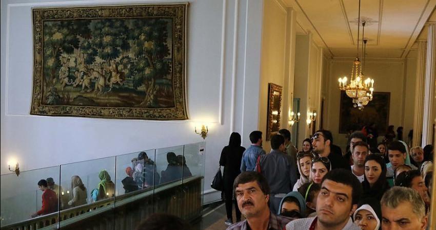 بازدید بیش از 254 هزار نفر از کاخ موزه های نیاوران