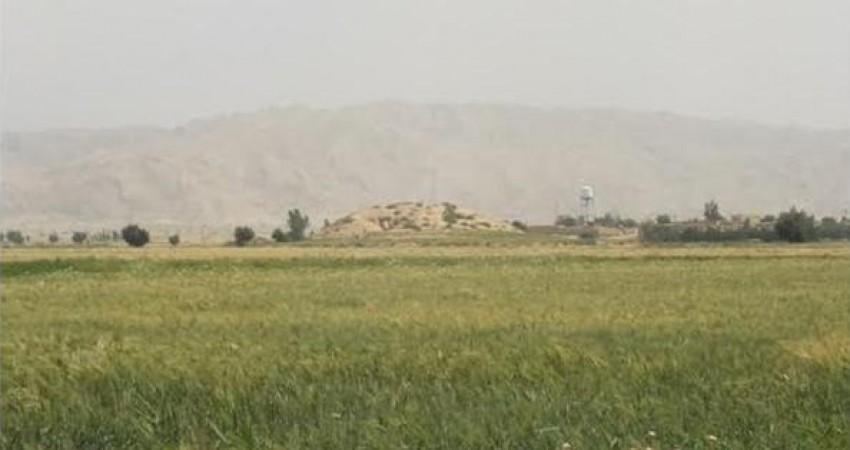 نجات تپه تاریخی مندنی از نابودی