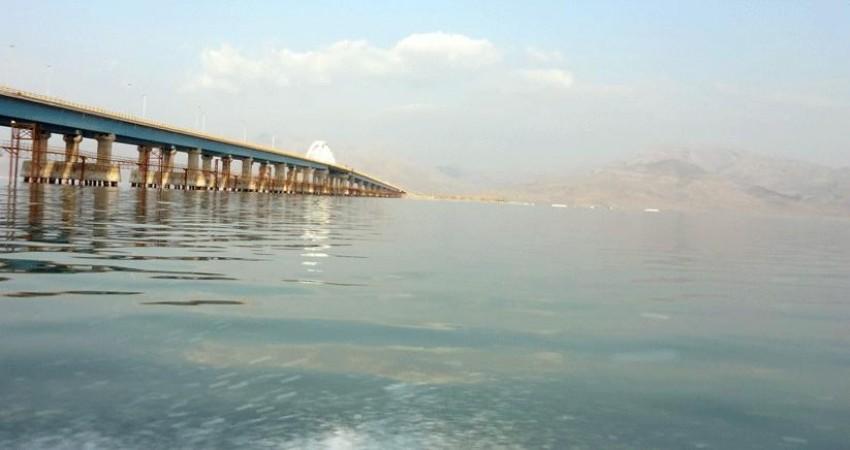مساحت دریاچه ارومیه در 6 ماه 4 برابر شد