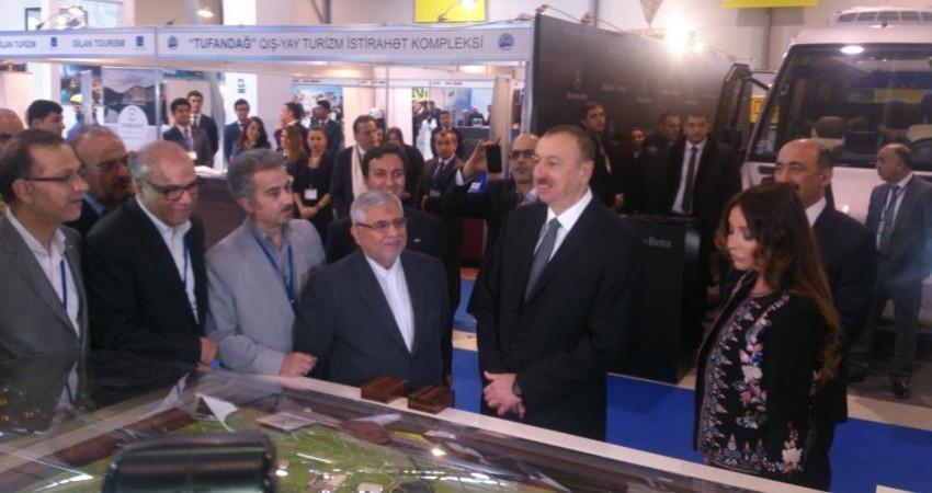 نمایشگاه باکو، فرصتی برای توسعه گردشگری سلامت ایران