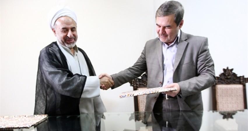 معاونت صنایع دستی و بهزیستی تفاهم نامه همکاری امضا کردند