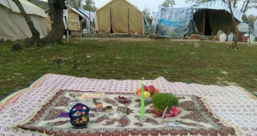 سنت چادرنشینی نوروزی مردم ایلام در طبیعت ثبت ملی می شود