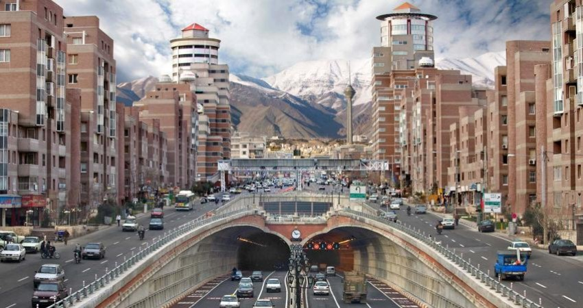 تونل نیایش به ایستگاه مکمل تهویه مجهز می شود