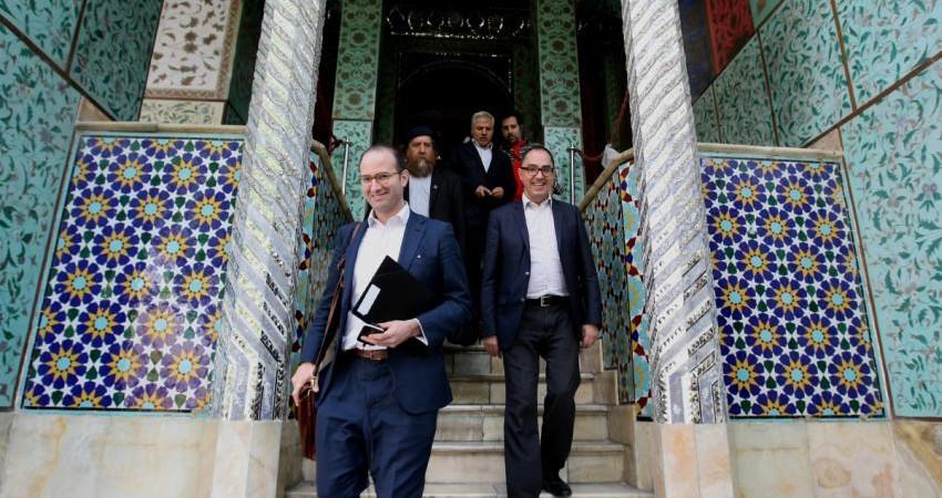 رییس موزه لوور پاریس: اصفهان یک شهر موزه بزرگ است