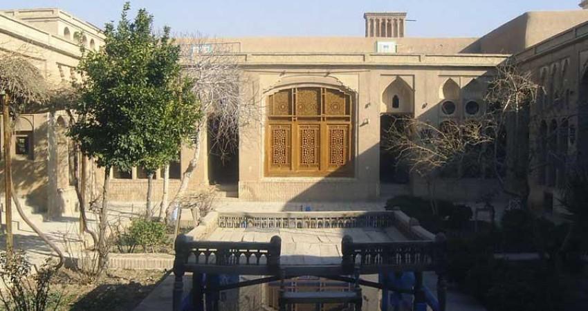 خانه-باغ علایی یزدی در فهرست آثار ملی کشور ثبت شد