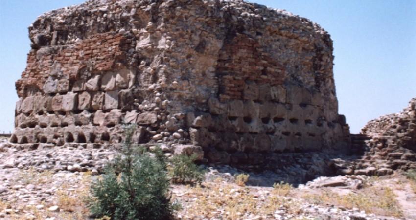 فعالیت كشاورزی در محوطه باستانی ایوان كرخه در شوش ممنوع شد
