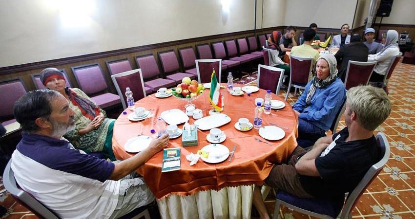 تنها غذای ایرانی از نگاه گردشگران خارجی