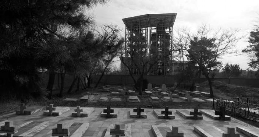 کلیسا و قبرستان ارامنه مشهد در فهرست آثار ملی به ثبت رسید