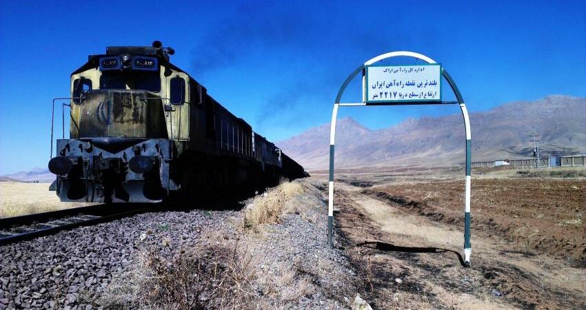 راه اندازی قطار ماهشهر - مشهد از نهم اردیبهشت