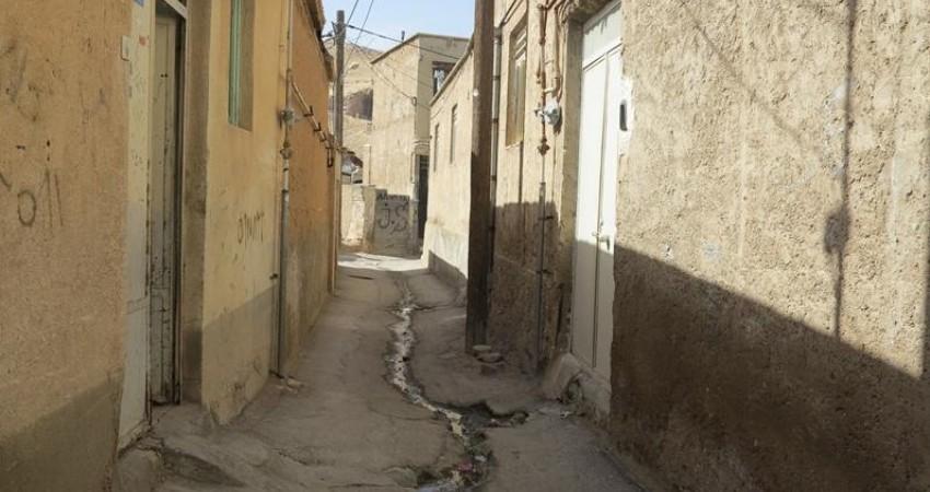 آرامگاه سعدی در محاصره محرومیت ها