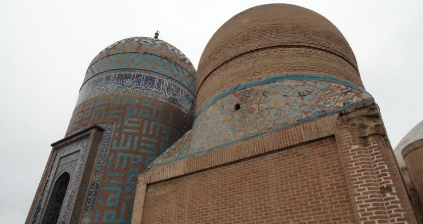مراسم آئینی علویان تركیه در بقعه شیخ صفی الدین اردبیلی برگزار شد