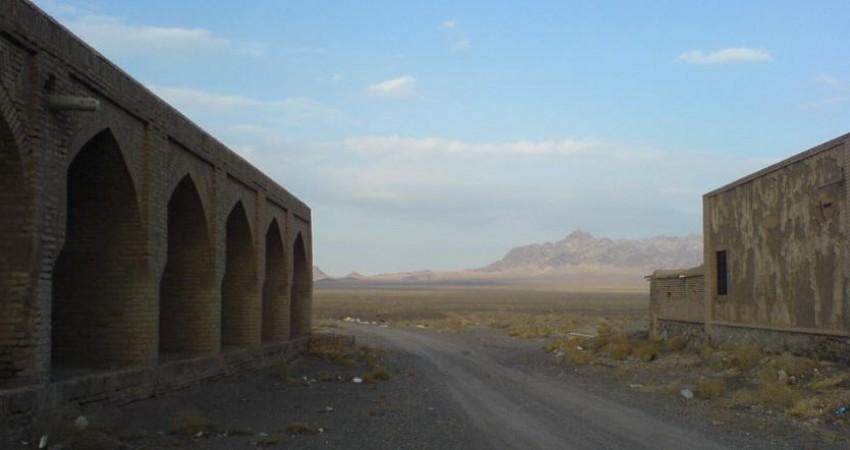 توسعه گردشگری جاده ای با احیاء کاروانسراهای تاریخی