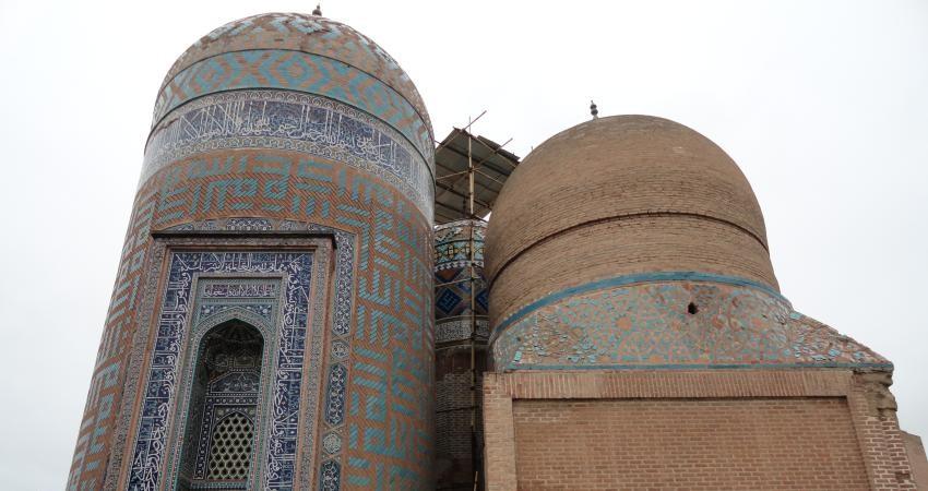 ضرورت رعایت ضوابط بین المللی در محوطه شیخ صفی الدین