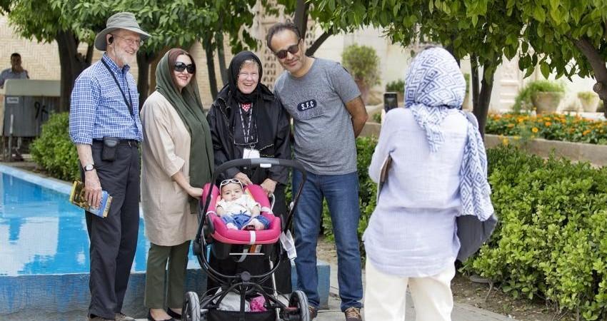 ایران مهم ترین مقصد گردشگری انگلیسی ها در سال 2016