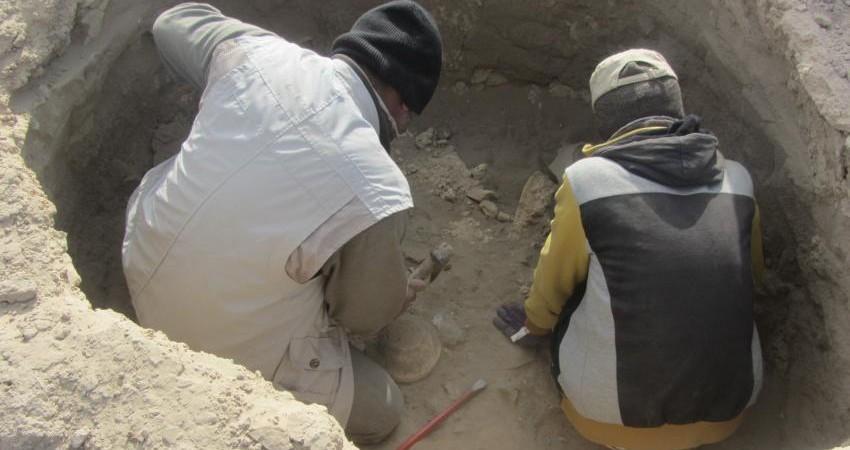 تهران 50؛ نیم قرن حضور باستان شناسان آلمانی در ایران