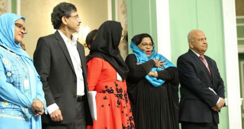 رئیس جمهور آفریقای جنوبی از اصفهان دیدن کرد