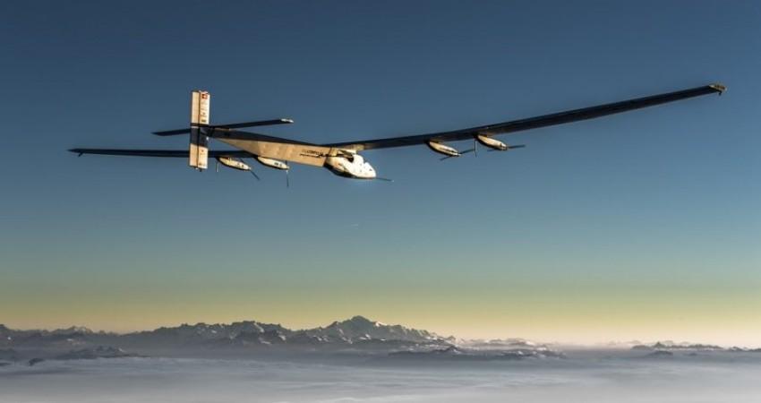 پایان سفر هواپیمای خورشیدی Solar Impulse 2 بر فراز اقیانوس ها