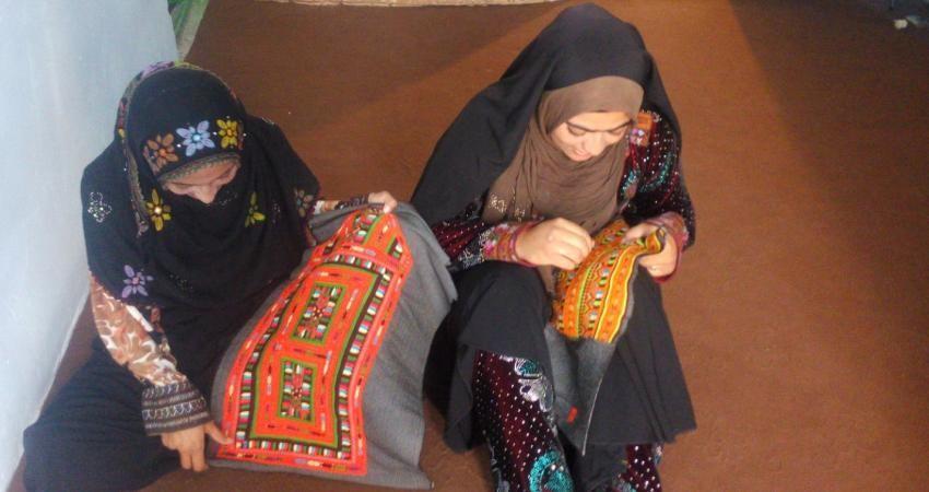 نقش پر رنگ زنان در گردشگری کرمان