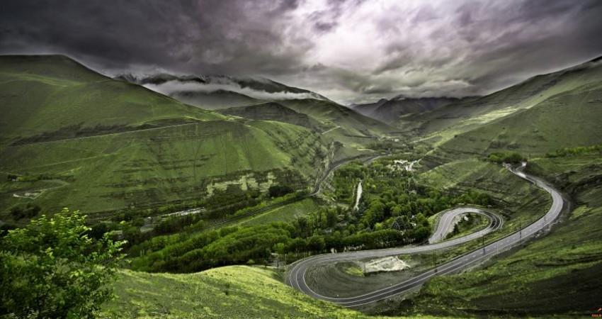 چالش های پیش روی ثبت ملی جاده چالوس