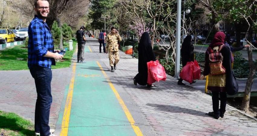 سلبریتی های آمریکایی در ایران