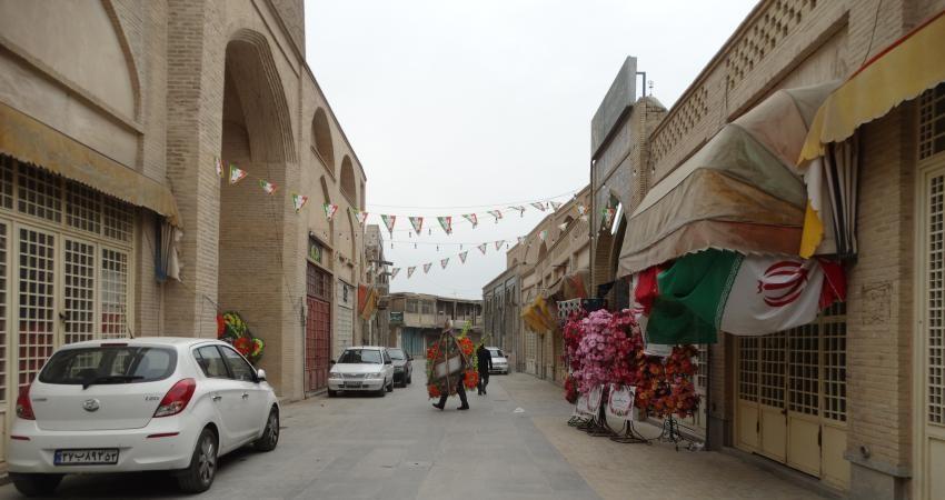 ساختمان سازی در اصفهان باید با سبک معماری این شهر مطابق باشد