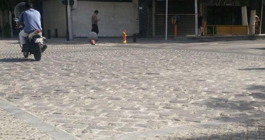 راز سنگفرش های پهلویِ خیابان سی تیر!