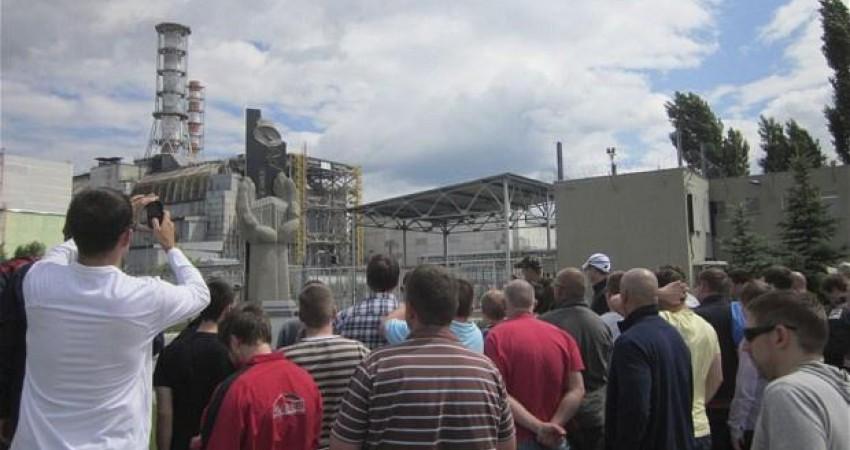 تبدیل محل انفجار هسته ای به جاذبه گردشگری