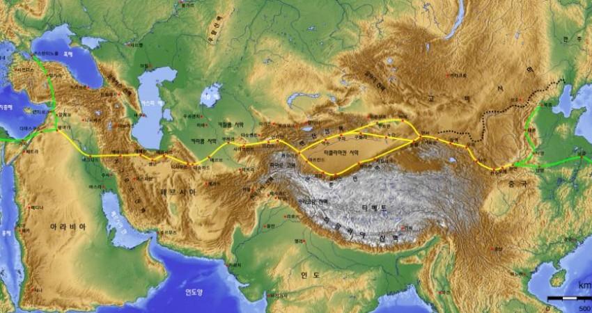 جاده ابریشم در راه ثبت جهانی