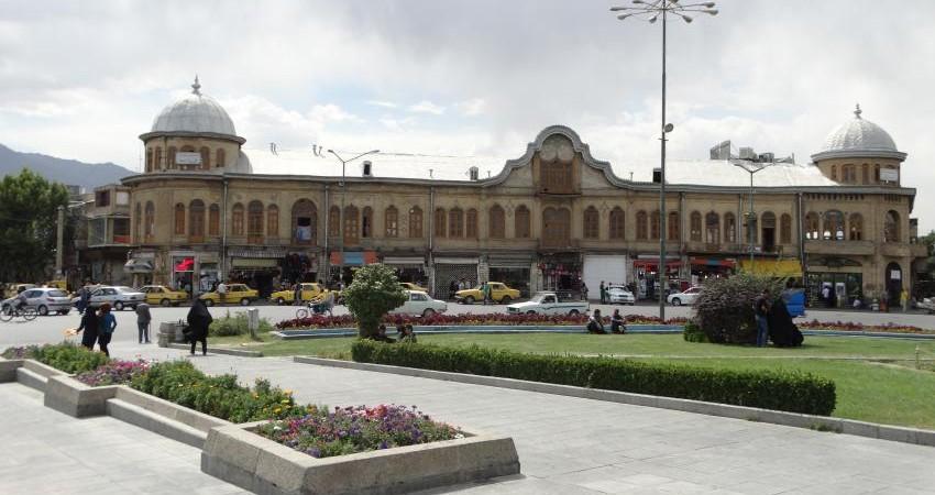 ثبت جهانی بافت مرکزی شهر همدان در اولویت میراث فرهنگی است