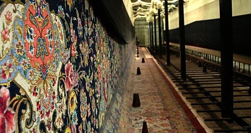 احیای جاده فرش در ایران