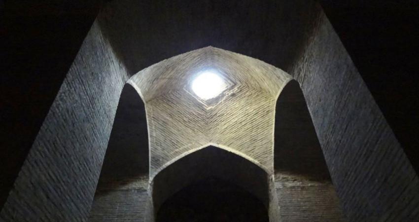 کشف آب انبار تاریخی در شیراز