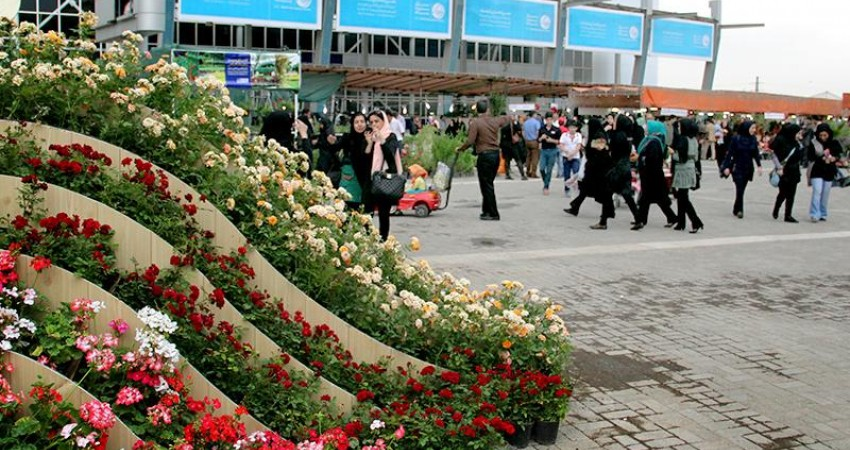 نمایشگاه گل و گیاه مشهد از 15 اردیبهشت برگزار می شود