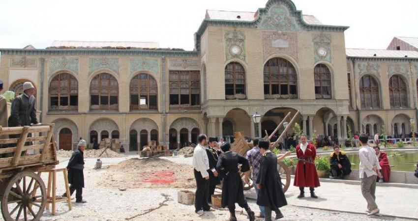 فسخ قرارداد واگذاری عمارت مسعودیه به بخش خصوصی ابلاغ شد