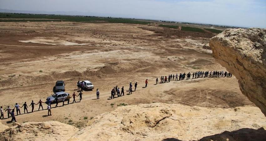ممانعت از تخریب یک محوطۀ تاریخی در سیرجان