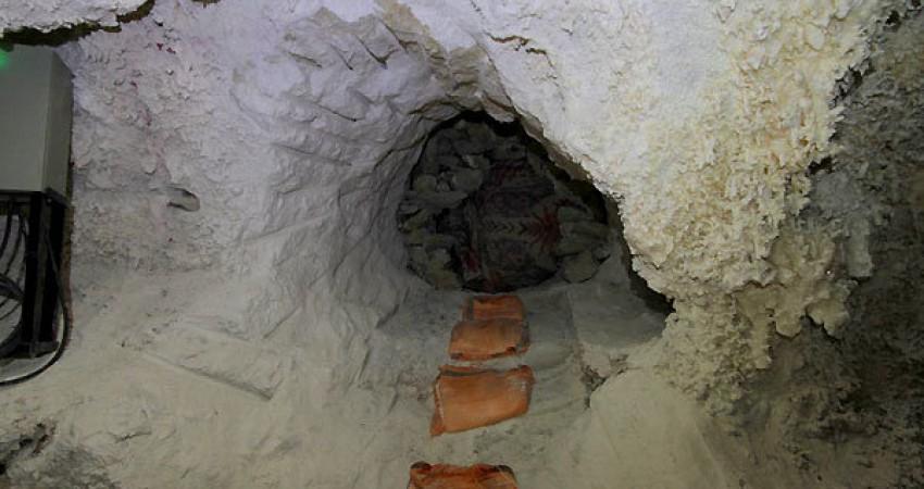 تخریب مجدد غار 70 میلیون ساله ی نخجیر