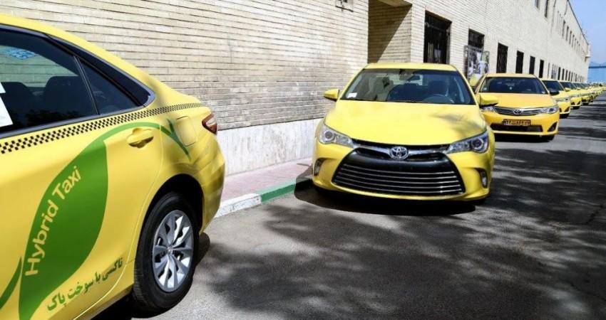 500 تاکسی برای رفت و آمد به شهر آفتاب