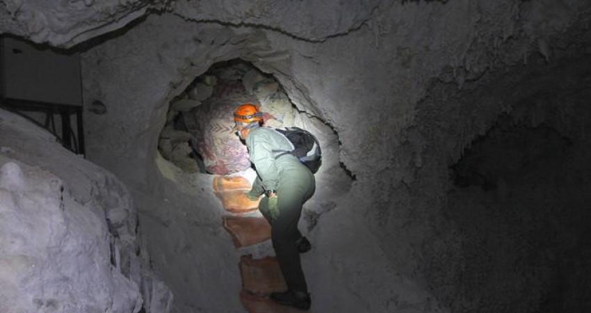 واکنش به تخریب غار تاریخی نخجیر
