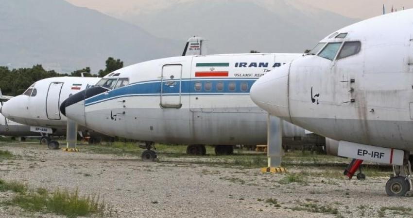 آغاز جمع آوری هواپیماهای اسقاطی از فرودگاه ها