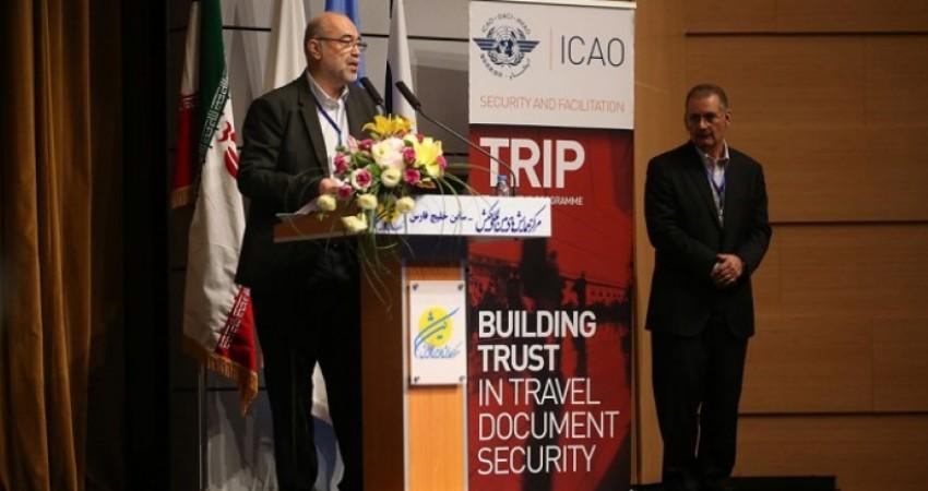 موقعیت مطلوب ایران در زمینه امنیت پرواز