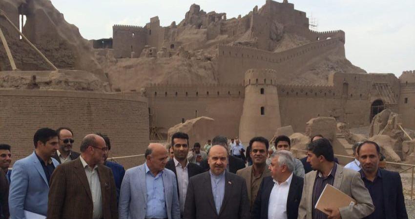 ضرورت تسریع در احیاء و مرمت آثار تاریخی