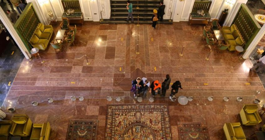 بازديد رایگان از مجموعه فرهنگی تاریخی نیاوران در روز جهانی موزه