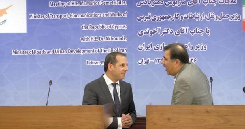 راه اندازی پرواز مستقیم قبرس - ایران
