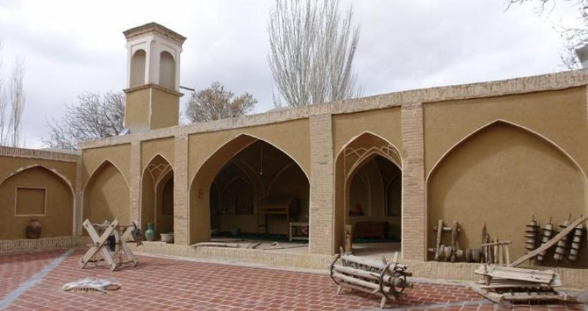 موزه آب اراک گشایش یافت